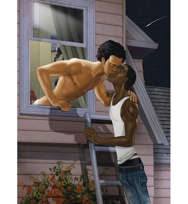 gay black interracial movie