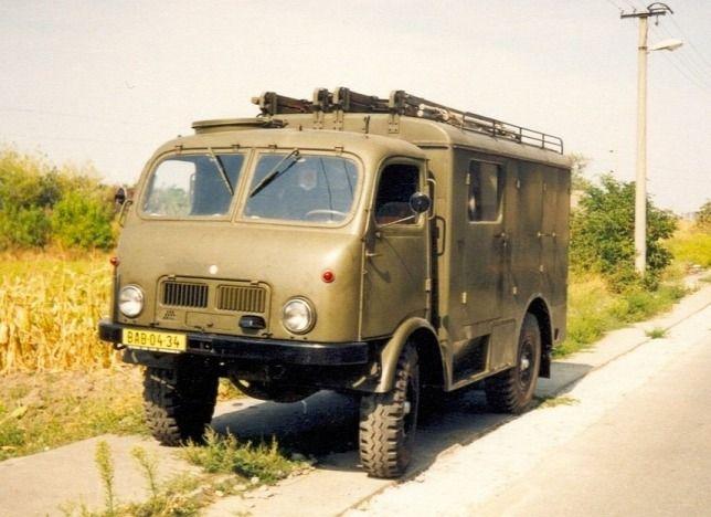TÖRTÉNELMI KALEIDOSZKÓP...: Tatra 805 / Folytatás a posztban