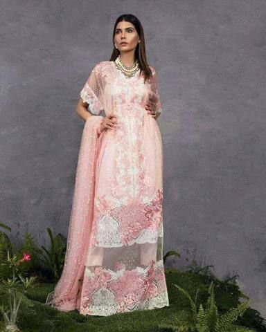 41e27d429a Sana Safinaz Net suit. Find this Pin and more on Dresses by Replica Zone.