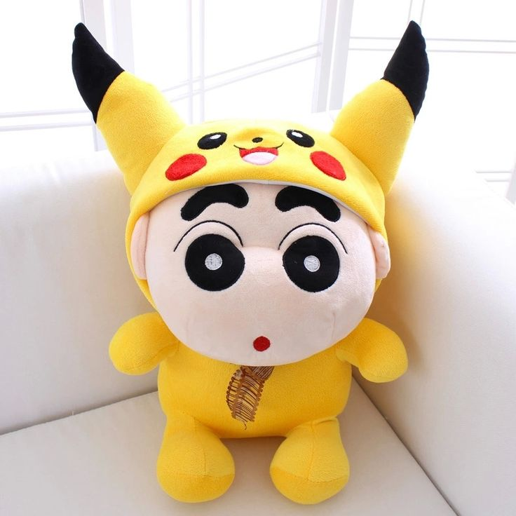 17 inch Crayon Shin Chan Plush Toy