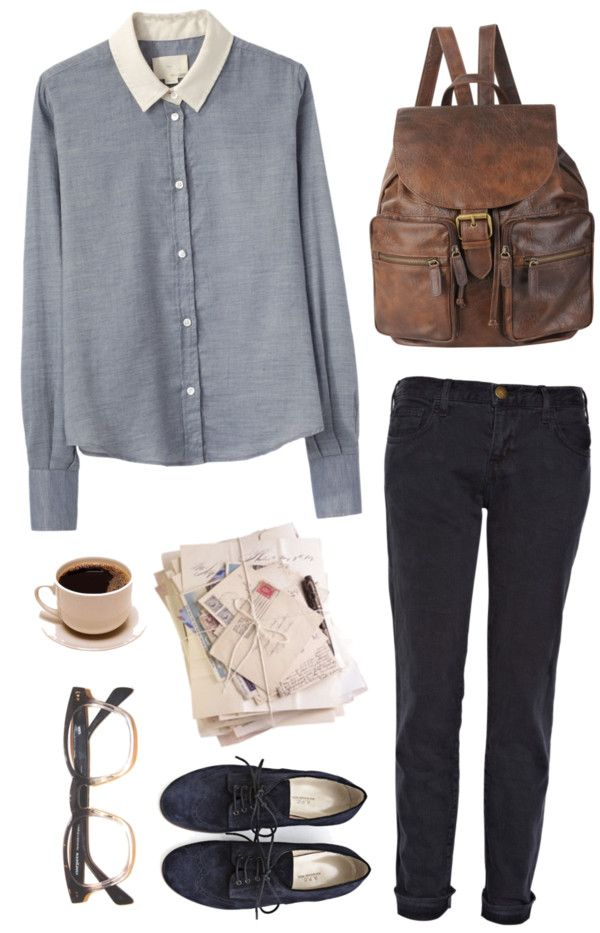 """Yet Again - Grizzly Bear"" by rebeccarobert ❤ liked on Polyvore"