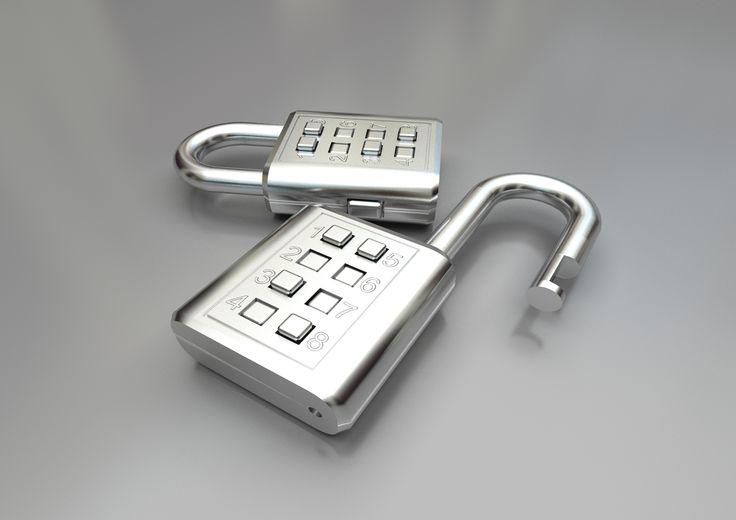 자물쇠/padlock