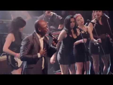 """For Crying Out Loud - Larry Braggs & The T.O.P. Queens @ Live at La Trastienda, Buenos Aires. - YouTube ...remember to """"know""""!"""