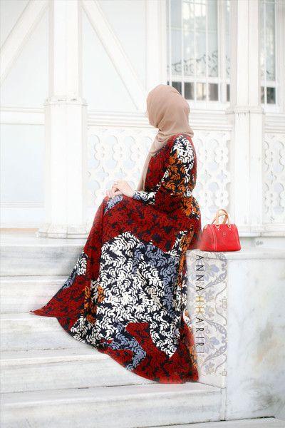 Hijab clothing in USA and worldwide www.annahariri.com