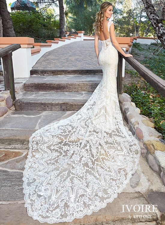Wedding Dresses | Bridal Gowns | KittyChen Couture - Mariella
