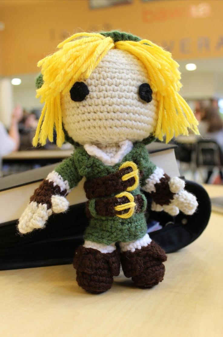 Link (Zelda) (no pattern)
