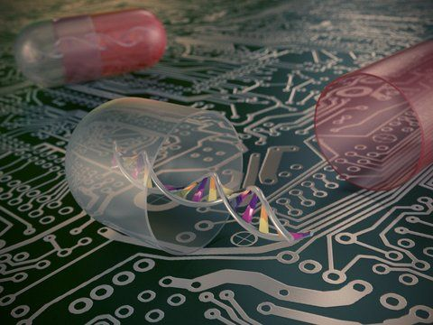 DNA computer brings 'intelligent drugs' a step closer