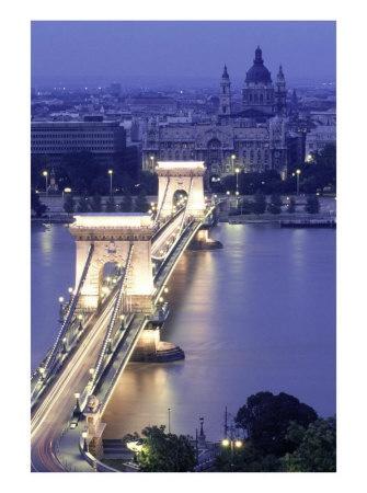 Chain-Bridge, Budapest