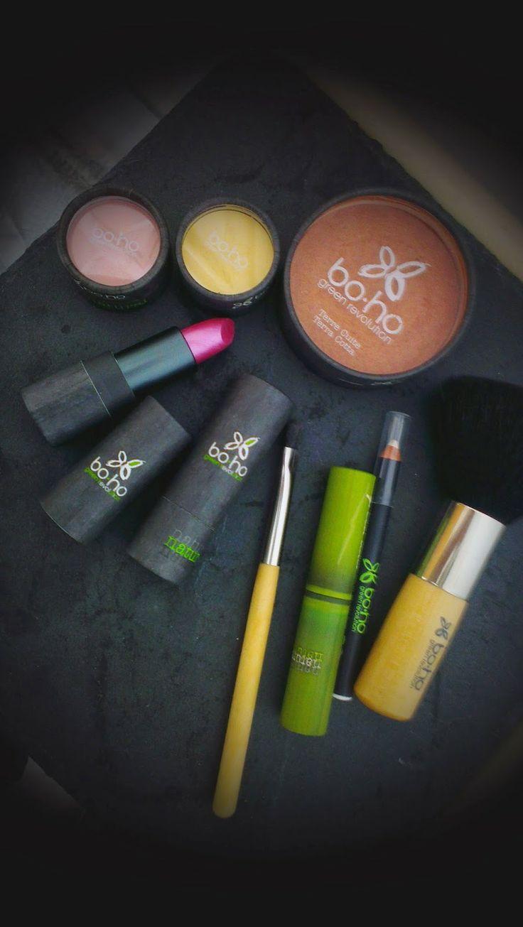 Maquillage bio et naturel BOHO GREEN Revolution http://www.ayanature.com/fr/79-boho-green-revolution