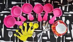 Formas de Medición en la pastelería (tazas, cup, gramos, °C, °F, etc)