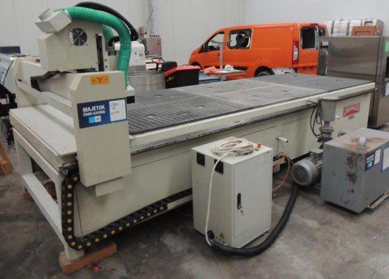 CNC wood milling machine - CNC Freza, www.t-sam.eu