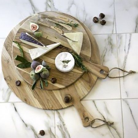 Round Chopping Board | The Art of Home | Medium $46.95 or Large $69.95 | 1 Requested | 0 Purchased