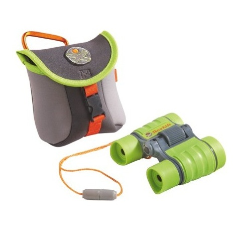 my daughter loves camping (and I love sending her camping with her grandparents) and I think these would be perfect. I am sure that they will be just as durable and well made as the other haba items and I like that they look realistic and playful all at the same time. #oompatoys #habausa $17.99  Terra Kids Binoculars