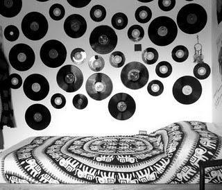 #records #vinyl #blackandwhite