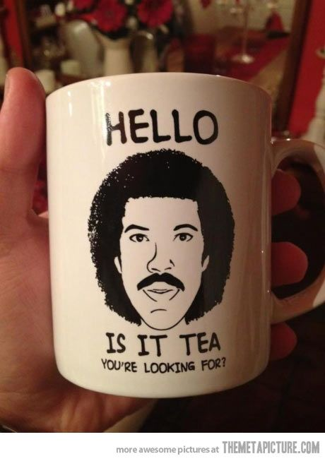 Lionel Richtea…i actually want this