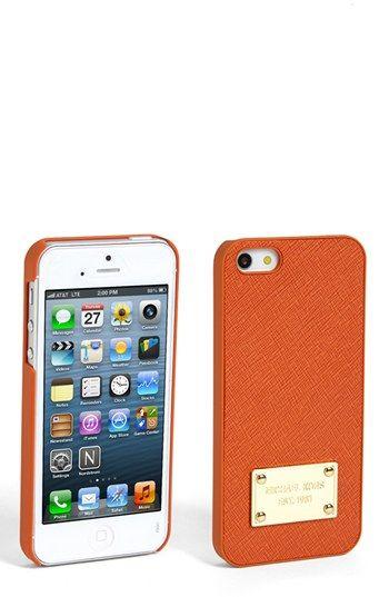 MICHAEL Michael Kors iPhone 5 Case $22.80 Get 5% cash back http://stackdealz.com/deals/Nordstrom-Coupon-Codes-and-Discounts--/