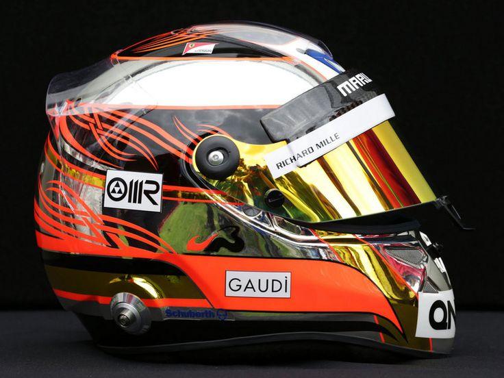 Jules Bianchi - Marussia - #22 2013
