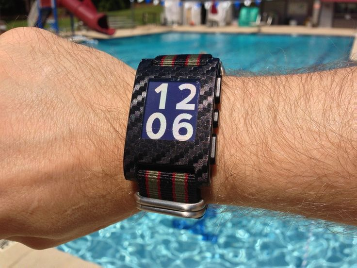 Pebble E-Paper Watch For iPhone And Android: Review