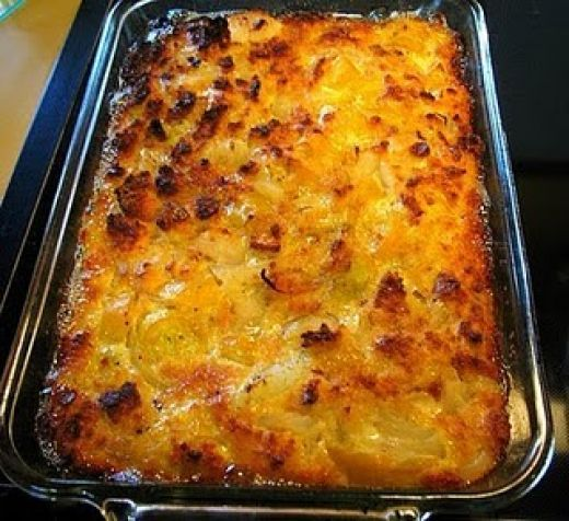 This is the best recipe.  I didn't precook  the squash.  I also used only one bouillon cube. VERY GOOD!