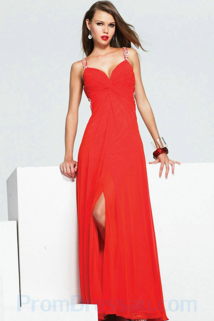 Red prom dress sale | My Fashion dresses | Pinterest | Prom ...