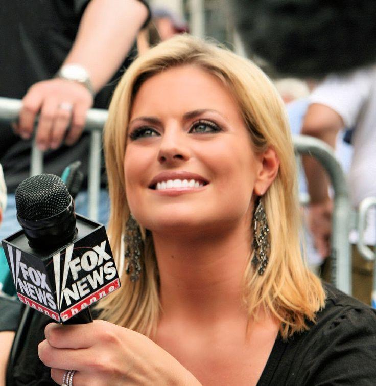 Courtney Friel of Fox News in Los Angeles Female news