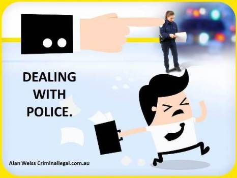 Dealing with the police http://www.criminallegal.com.au/mycriminallaw/dealing-with-the-police.html