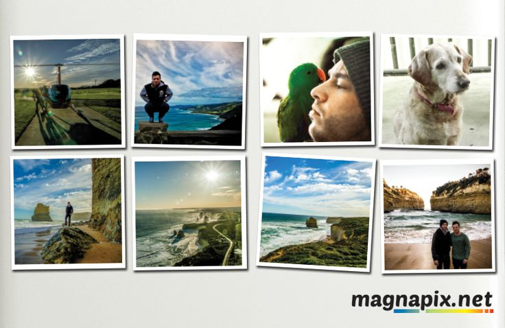 This Weeks MagnaPix Artist of the Week Mark! A great start for an aspiring young photographer. Get your MagnaPix here http://magnapix.net/