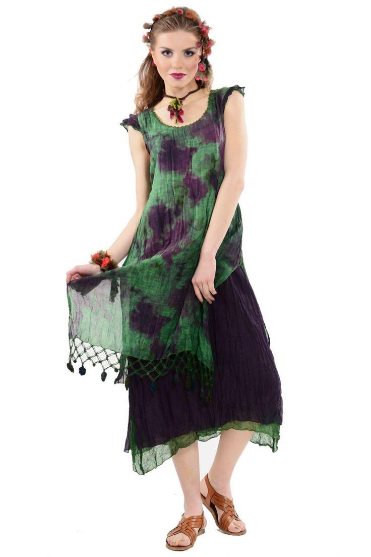 Otantik Göçek Elbise Modelleri - Kadın Giyim