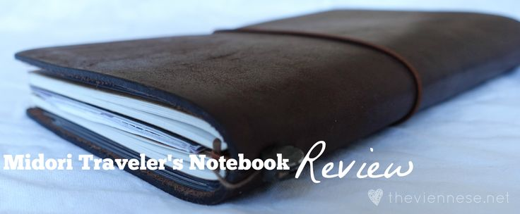 Read my review of Midori's Traveler's Notebook on my blog: www.theviennese.net
