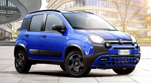 Fiat Panda Waze 2018 A New Version Of Of Europe S Biggest With