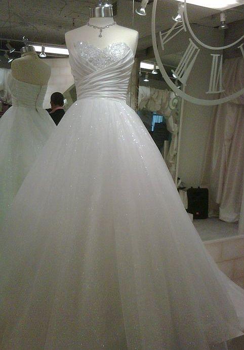 Dream dress!! Alfred Angelo Disney Princess Collection Cinderella - 2011?