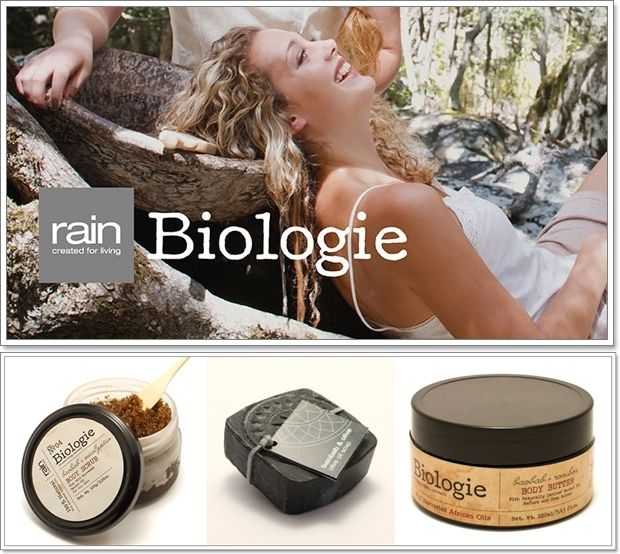 Intensively HANDMADE body and bath products containing baobab oil: Rooibos & Baobab body butter,