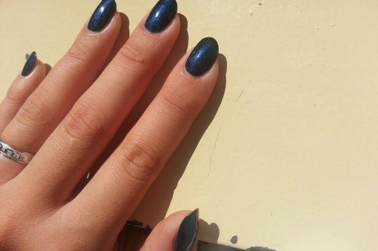 Nero/blu