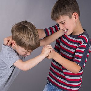 How to stop aggressive behavior - such as biting, kicking and punching - in young children. Learn actionable techniques at Empowering Parents.