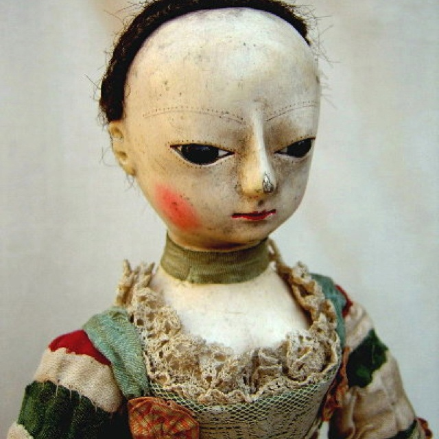 1000+ Images About Old Scary Dolls On Pinterest