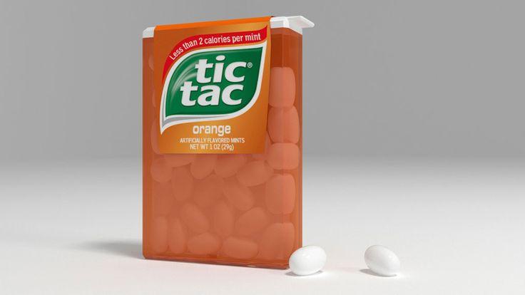 Tic Tac by Kruczkowska.deviantart.com on @DeviantArt