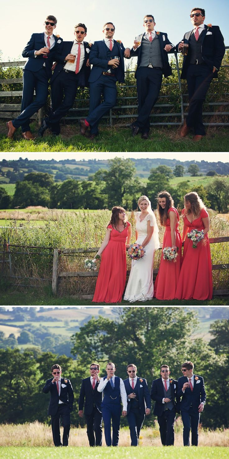Great Gatsby Inspired Wedding At Shottle Hall In Derbyshire With Bride In Bespoke Gown by Susie Stone And Groom In Bespoke Suit By Cad And T...