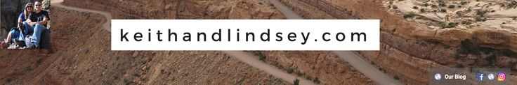 keithandlindsey.com youtube channel-- ski, travel, hike, national parks, etc