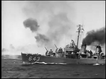 USS Sigourney (DD-643) Fletcher-class destroyer of the United States Navy.