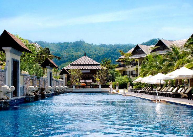 Khao Lak Seaview Resort & Spa Managed by Centara, Thailand