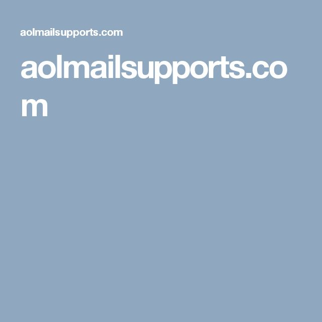 aolmailsupports.com