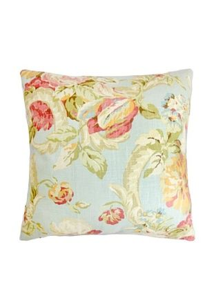 63% OFF The Pillow Collection Khorsed Floral Pillow