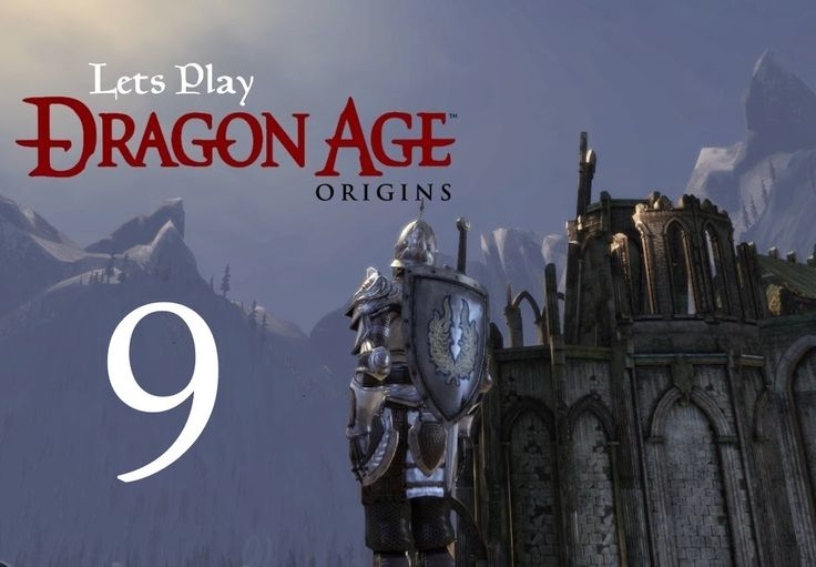 Let's Play DRAGON AGE: Origins Ultimate Edition -Modded- Part 9 - Connor http://youtu.be/sCI6NUPbyF4