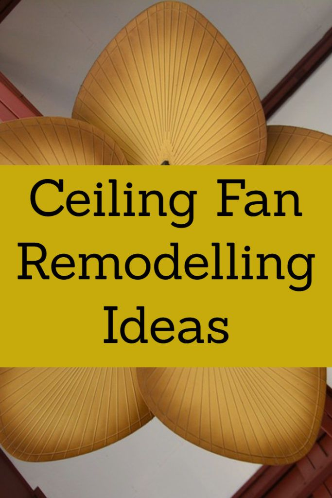 Decorative Ceiling Fan Covers