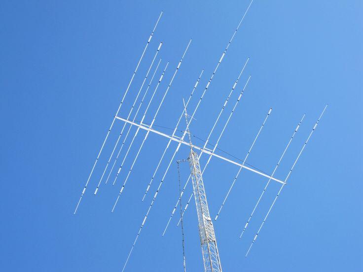 12 Elements HF Beam, De wens van iedere Radio - Zendamateur