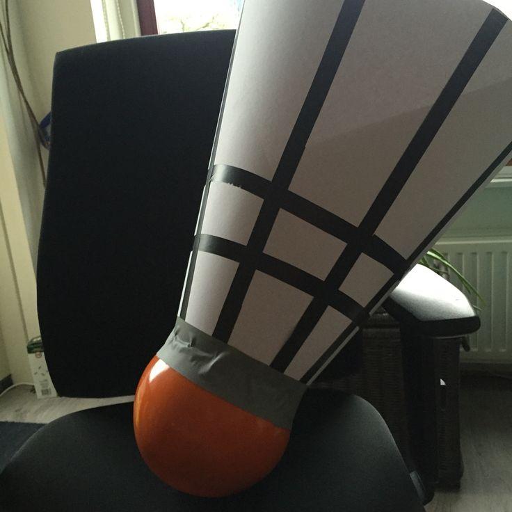 Surprise voor badminton liefhebber!