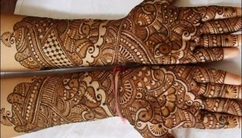 #TOP 10+ Rajasthani Mehndi Design for hands