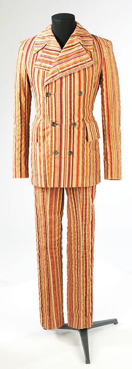 Suit, Mr Fish, About 1967. Museum no. T.310-1979