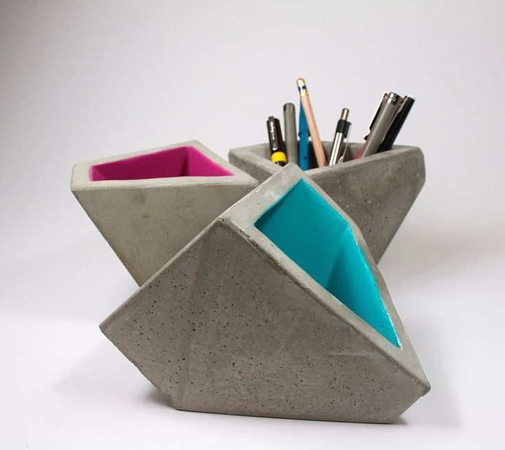 Polygonal shapes for your pens     Discover uncommon designs straight from your inbox - Check the link in bio!     for your #desk by Hung Pham Ricardo Sepulveda Bradly Hirdes and Manuel Mandujano
