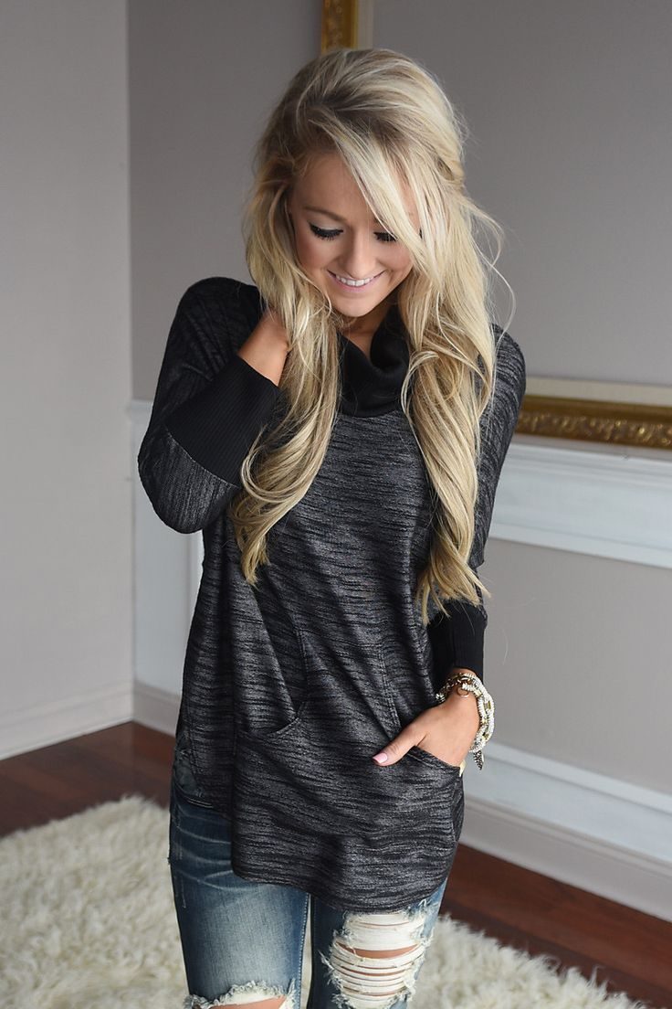 Touch of Class Top – The Pulse Boutique